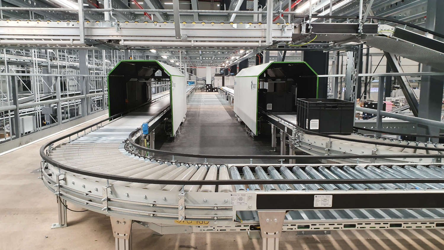 Popken Fashion Group setzt auf RFID-Tunnel